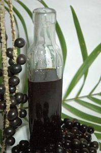 óleo de açaí