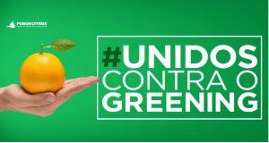 unidos contra o greening